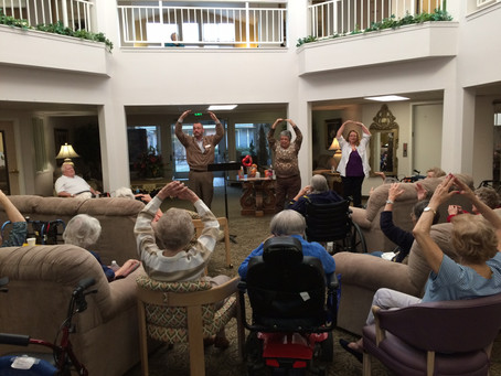Trivia and Tunes with Second Family Home Care