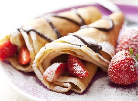 Home Care Recipes: Easily Customizable Crepe