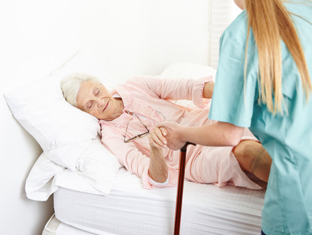 How Home Care Can Protect Your Parents' Privacy