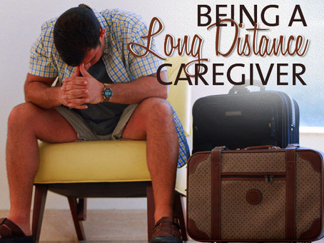 The Family Room Portal and The Long Distance Caregiver