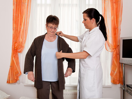 Home Care Helps Seniors with Parkinson's Disease