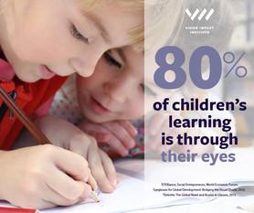 Children Learn Through Their Eyes