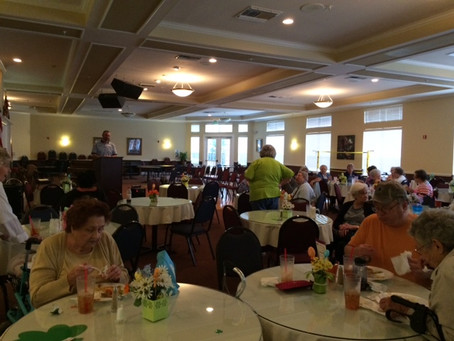 Trivia and Tunes Fun with Country Lane Senior Community in McKinney