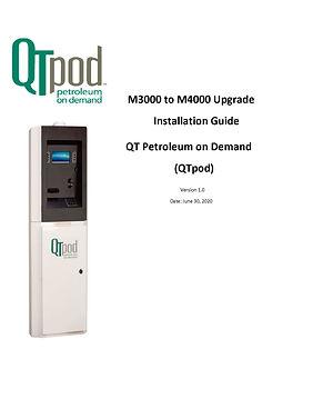 M3000 - M4000 Upgrade Instuctions V 1.0_