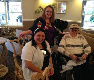 Holiday Fun with Second Family Home Care