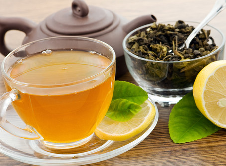 January is National Hot Tea Month!