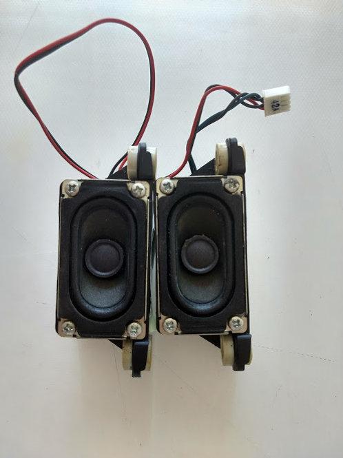 Alto falante TV Samsung P2270HN codigo BN9802134A  13ohms  3W par