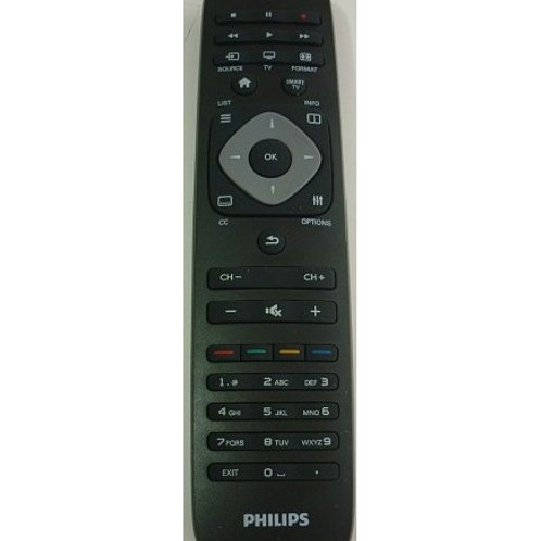 Controle remoto TV PHILIPS LCD  LED  SMART TV Original  MOD32PFL5007G  32PHG5109