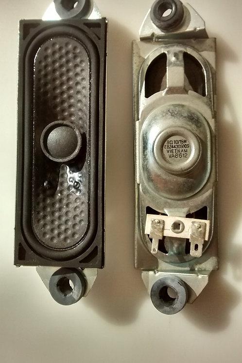 Alto falante TV 32LG30R  8 ohms  10 a 15w codigo EBZ44305009 par