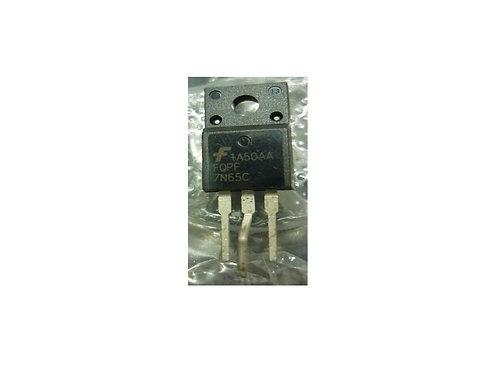 Transistor FQPF 7N65C Ensolado Original