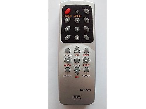 Controle remoto Receptor Hicom  Modelos Rcr1800  Rcr2800  Rcr3800