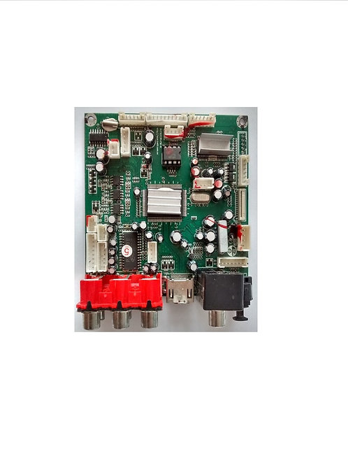 Placa PCI  principal DVD Home Theater Lenoxx HT727