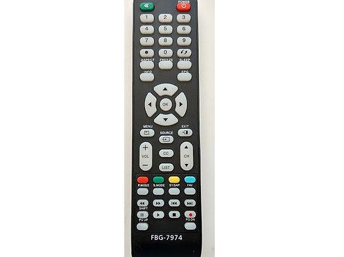 Controle Remoto TV CCE LCD FBG7974 Modelos RC512  D3201  D32ld  D42 4201  L244