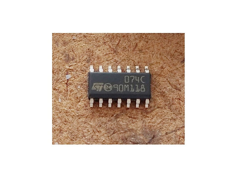 Circuito integrado TL074 C SMD original