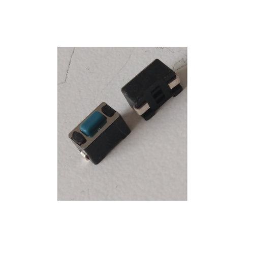 Chave Tactil smd 2 ter. 180 / 6x3,5 knob 4mm stm241jn