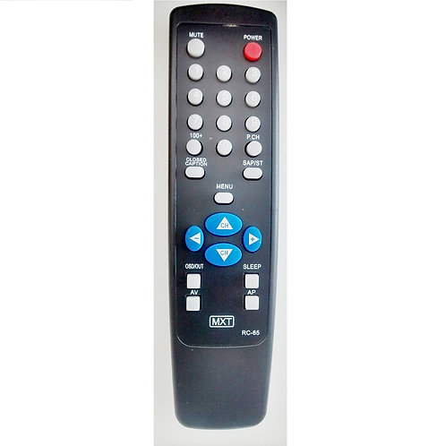Controle Remoto TV CCE C0943  modelos HPS1403G  1405G  2003F  2005G