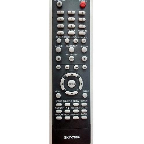 Controle remoto DVD TOSHIBA SKY7904