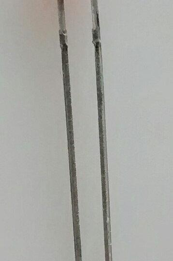 Led Diodo 3mm decorativo Vermelho