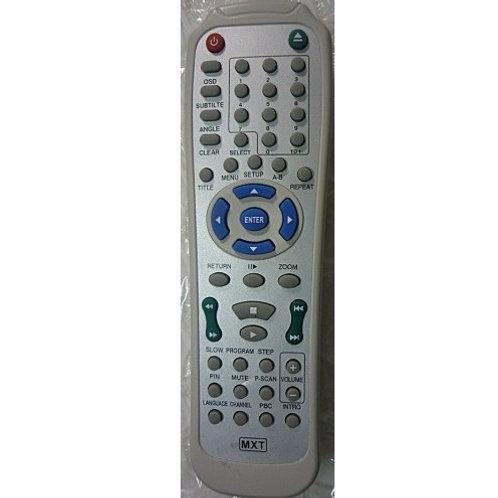 Controle remoto DVD PROVIEW mod DVP868