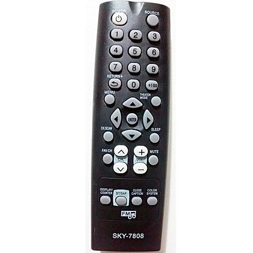 Controle remoto TV PHILCO SKY7808 Modelos TV  FM TPC2910  TPF2941