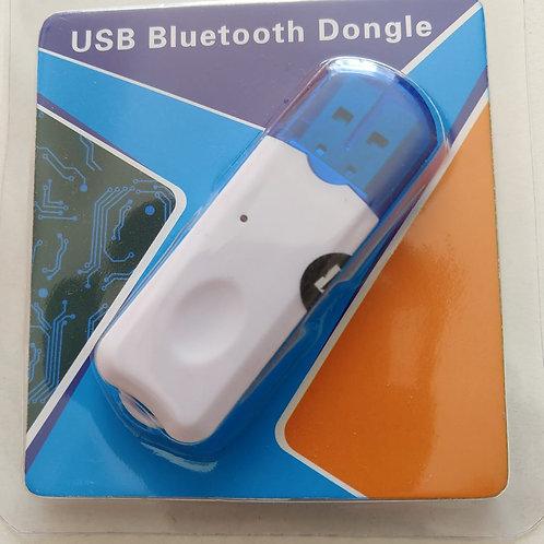 Adaptador Bluetooth Dongle Usb Sem Fio Receptor De Musica stereo