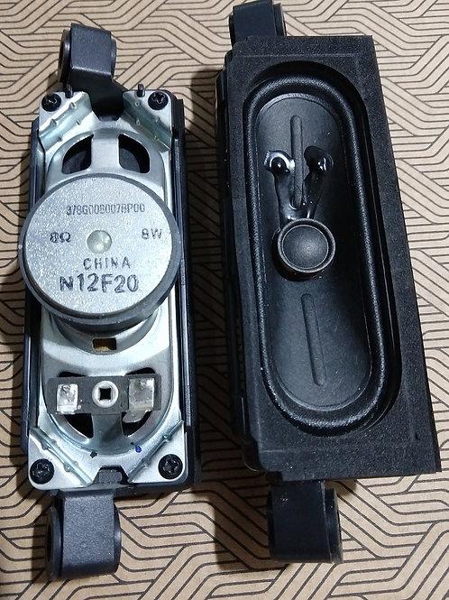 Alto falante par TV SONY Led KDL32EX355  Codigo n12f20  U12E03