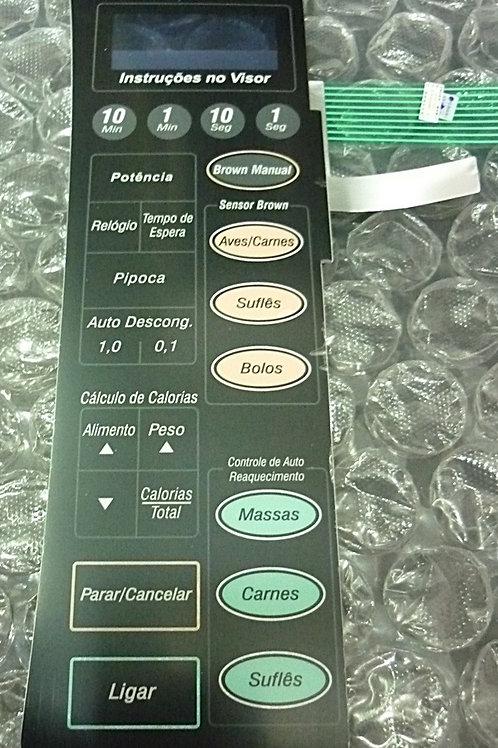 Membrana Microondas Panasonic Mod NN 7956  NN7956 CURVA
