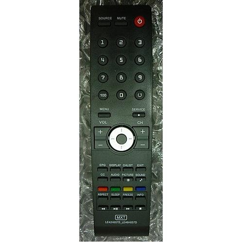 Controle Remoto TV AOC LCD  LED LE42H057D  LE46H057D MOD TV CR4603