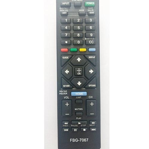 Controle Remoto TV SONY Rmyd093   FBG7067
