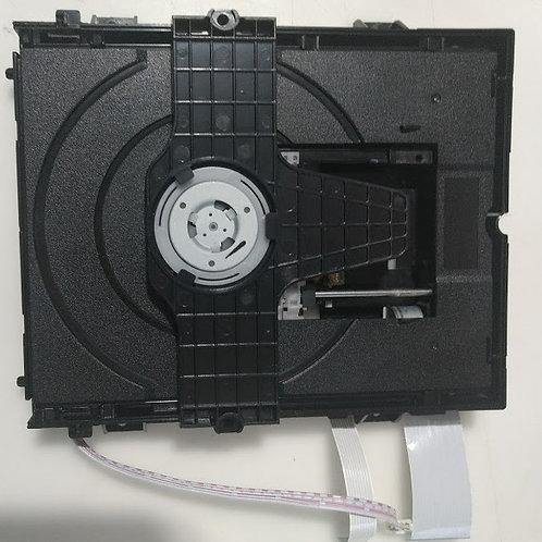 Mecanismo montado com Unidade  DVD Home Panasonic modelo DMPBD77