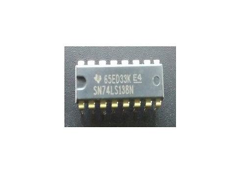 Circuito integrado SN74LS138N original