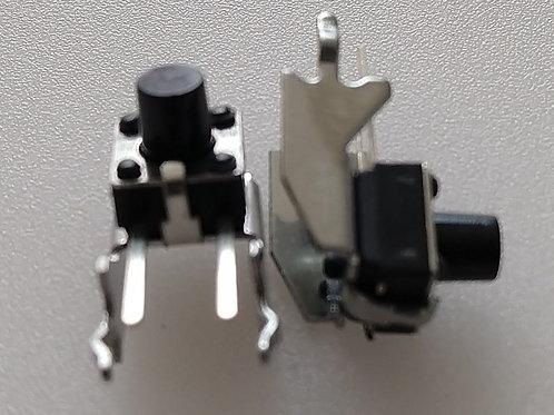 Chave Toque 2 Pinos Eixo 3mm Suporte 6mm Corpo Cheio