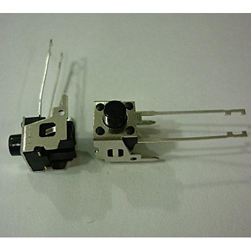 Chave Toque 2 Pinos Eixo 3mm Suporte 9mm Corpo Cheio