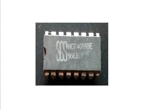Circuito integrado HCF4018BE original