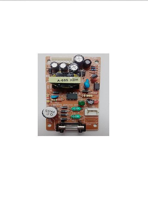 Placa Fonte DVD Lenoxx Modelo DK451A e outros modelos