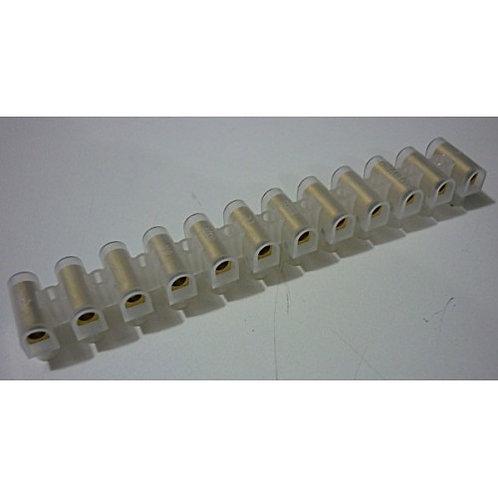 Barra sindal 12 termin 4mm 5amp