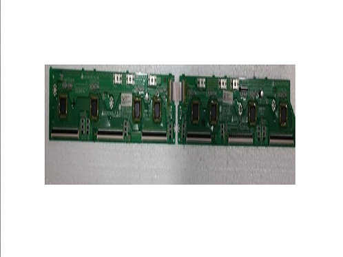 Placa Inverter TV LG 50PJ350 codigo EAX61315101  EAX61315001 par