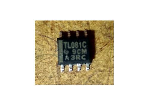 Circuito Integrado  TL O81C  TL081C  SMD
