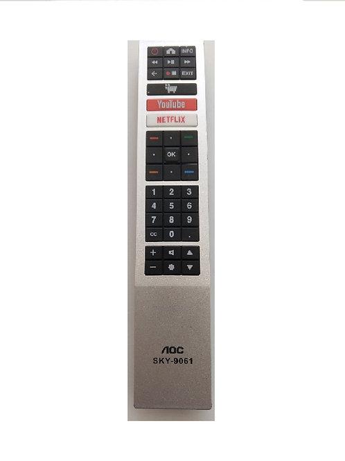 Controle Remoto TV AOC Led Smart 4k 32s5295 / 78g Rc4183901