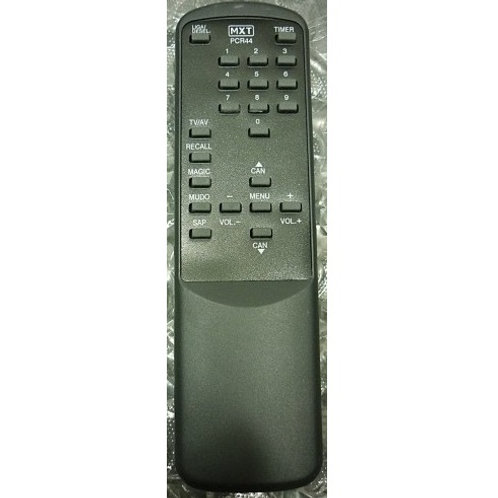 Controle remoto TV PHILCO MODPCR 34  PCR 44   PCS 1436  PSC 1438  PSC 1442