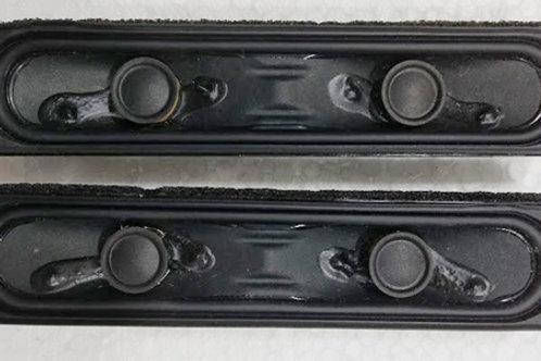 Alto falante TV LG 50PJ350  8ohms 10W  codigo EAB60962801 PAR