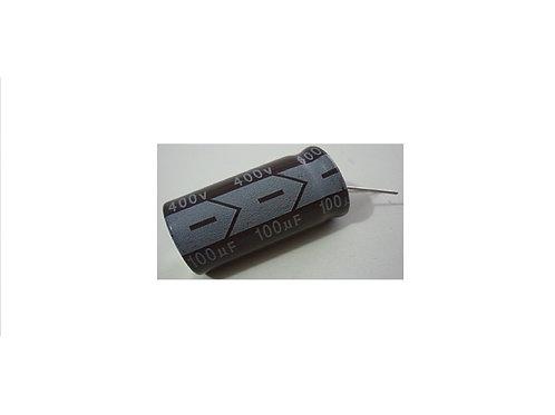 Capacitor Eletrolitico 100UF x 400V