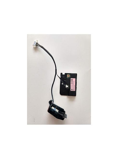 Teclado com sensor TV Samsung UN32J4300AG  codigo BN6111586A001  4OJU7500