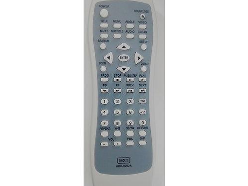 Controle Remoto TV DVD CCE HRC0202A  4500X  4600X