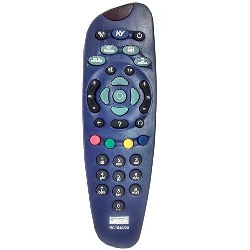 Controle remoto RECEPTOR SKY C0808 RC164000