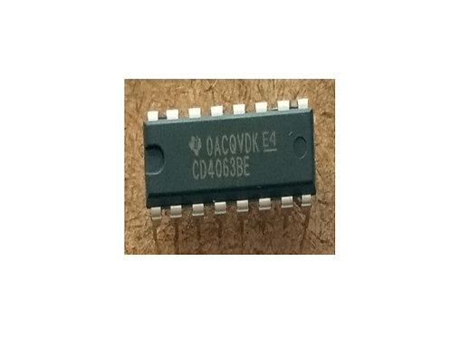 Circuito integrado CD4063 BE original