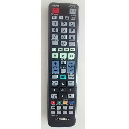Controle remoto DVD Samsung  Home theater AH5902347A  modelos Htd5100k original