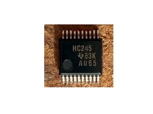 Circuito integrado 74HC245 SMD largo original