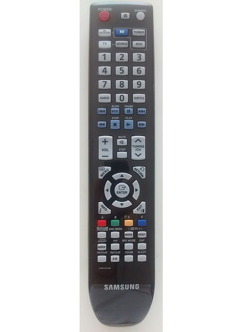 Controle remoto DVD Samsung Home theater AH5902144K modelos  Bd3252  Bd1150