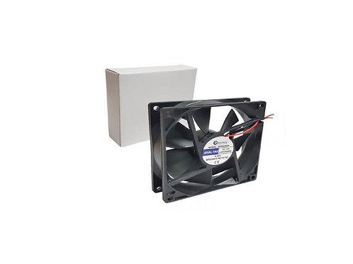 Cooler Microventilador Tam.90 X 90 X 25mm / 0,20A /12V - MVDC0009
